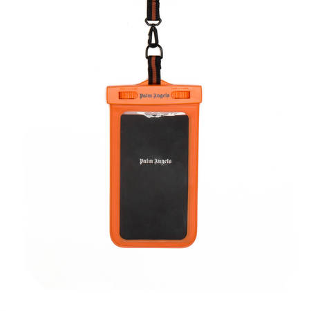 Palm Angels Waterproof Cover - Orange