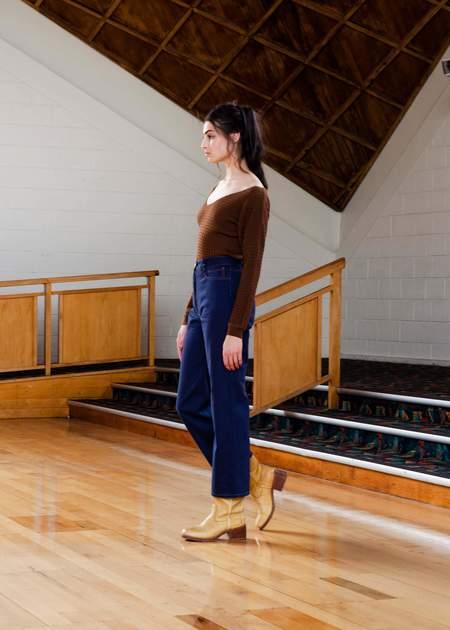 Penny Sage Claude jean - BLUE
