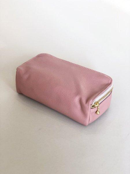 Erin Templeton Kiss and Makeup Bag - Blush