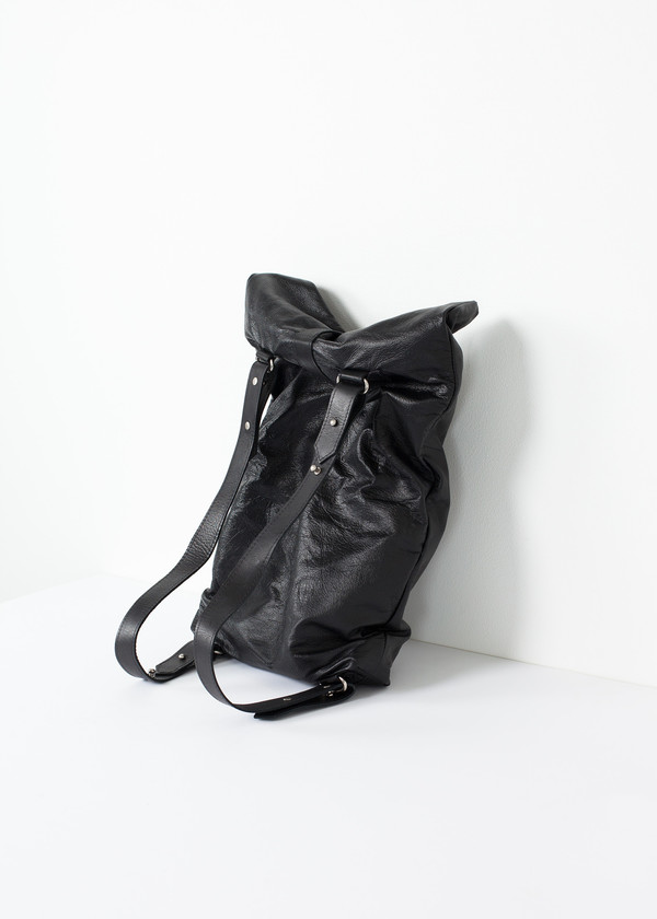 Rachel Ravitch Leather Convertible Backpack