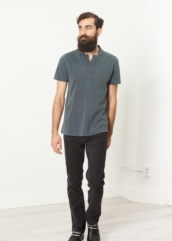 Men's Hannes Roether Lio Shirt in Grey