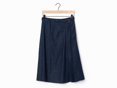 Marni Denim Skirt - Indigo