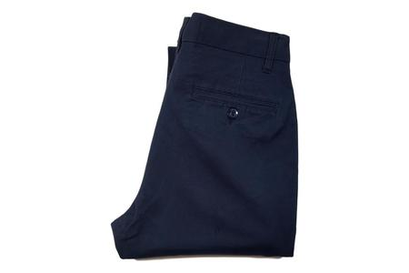 Milworks Stretch Chino - Navy