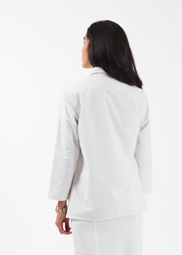 Harvey Faircloth Oxford Shirt