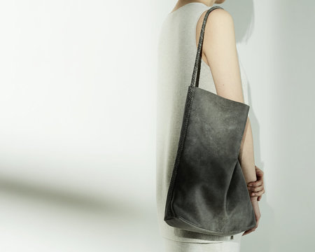 Stuf Fugue Leather Bag