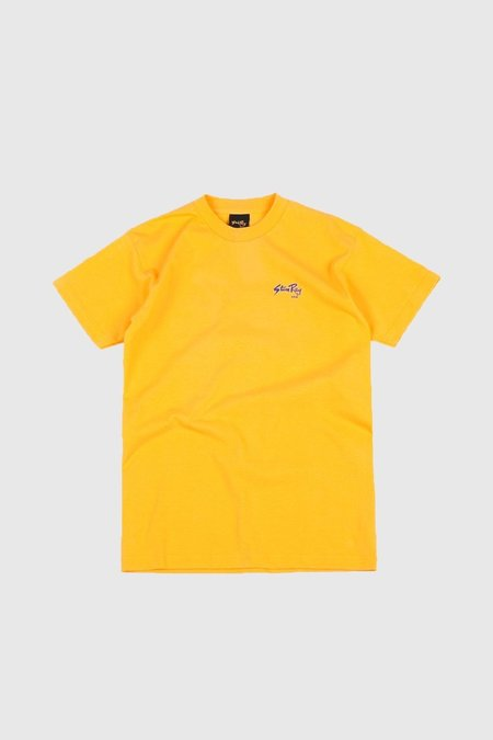 Stan Ray Stan Tee - Book Yellow