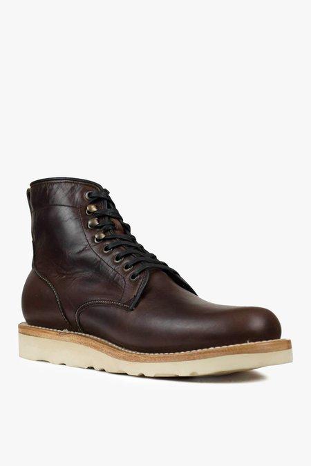 Sutro Footwear Charlton Vibram boot - Mahogany