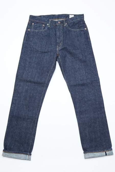 orSlow 107 Ivy Fit Slim Jean - One Wash