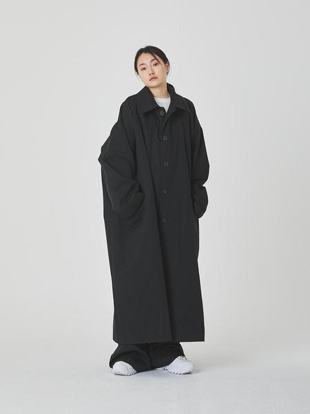 Unisex AMU Over Fit Long Coat