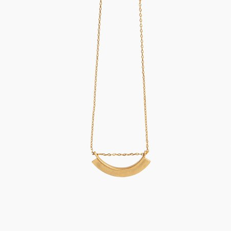 Fam Arcus Necklace - Gold