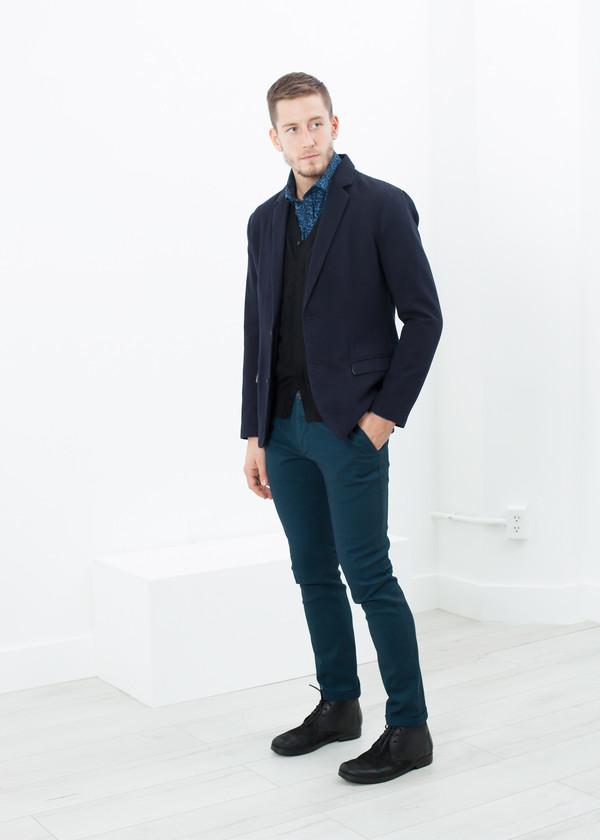 Men's Pence Sport Jacket in Blue