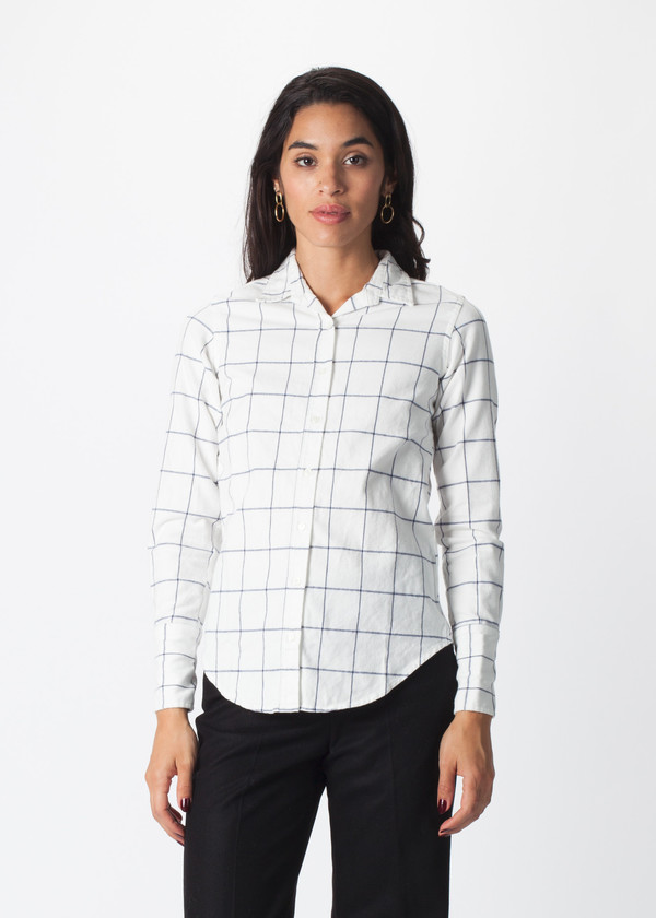 American Colors Square Dress Shirt