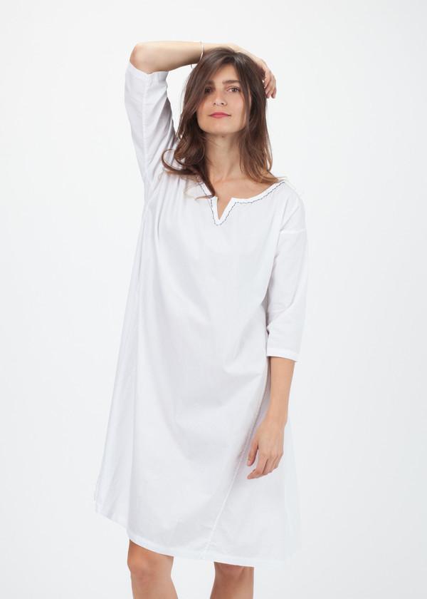 Domi Stitched Night Dress