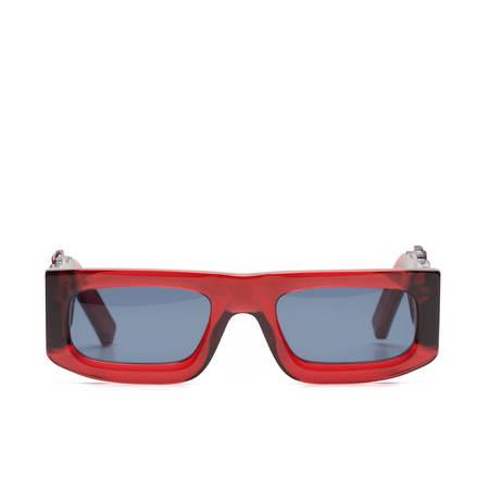 Evangelisti Drop1 Sunglasses - Translucent Red