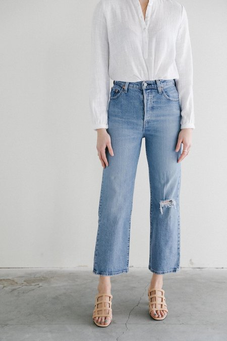 Levi's Ribcage High-Rise Straight Leg - Haters Gonna Hate