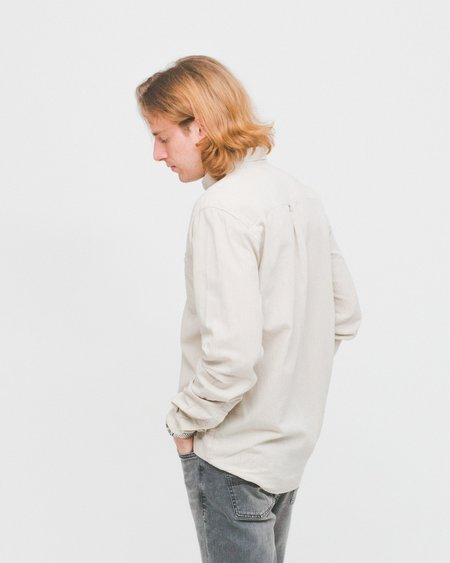SUIT Dr Linen Shirt - Birch