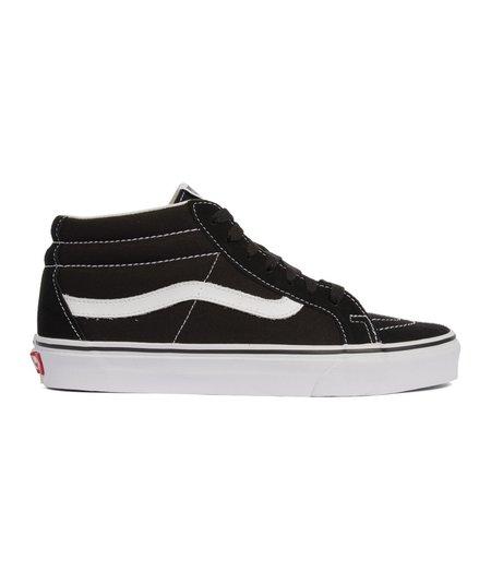 f6f62836c5ce75 ... Vans UA SK8-Mid Reissue Sneakers - Black True White