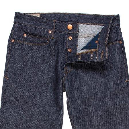 Freenote Cloth Portola Classic Japanese Selvedge Taper Jeans