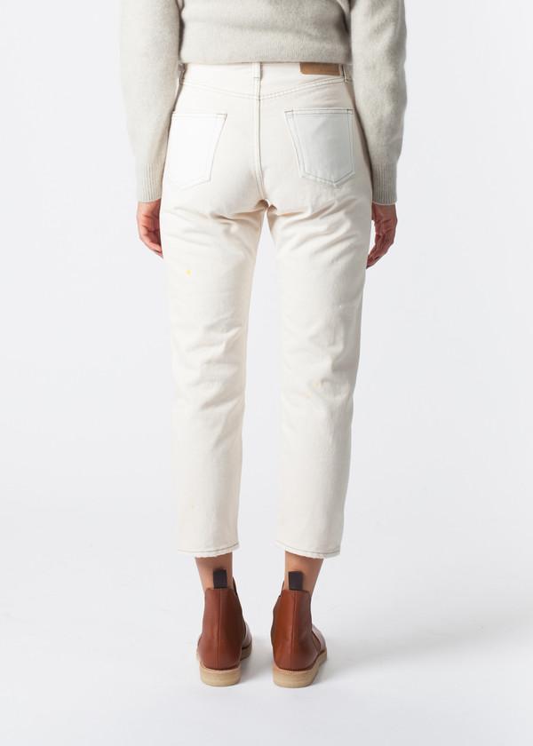You Must Create Women's Japanese Denim Pant