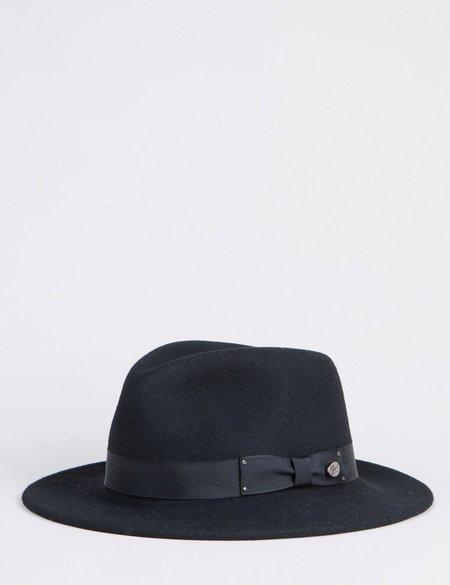 Bailey Hats Curtis Widebrim Fedora Hat - Black