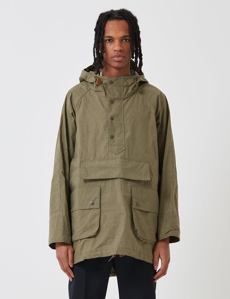 Barbour x Engineered Garments Warby Jacket - Dusky Green