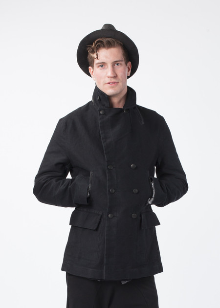 Hannes Roether Zecke Coat