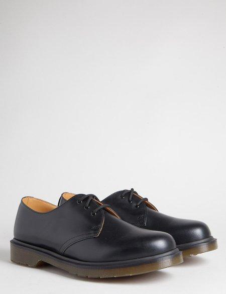 Dr. Martens 1461 Plain Welt Shoes - Black Smooth