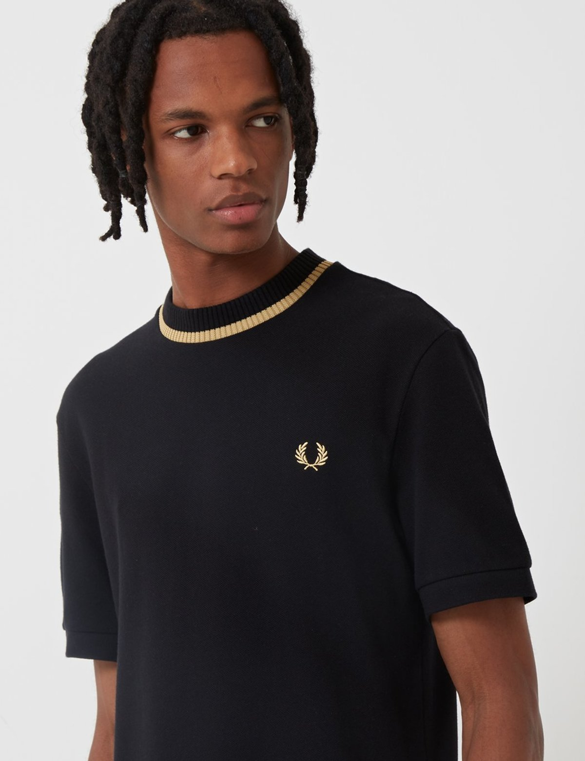 S//M//L//XL//XXL FRED PERRY MENS T-SHIRT ON SALE NEW POLOSHIRT COTOTN PIQUE SIZE