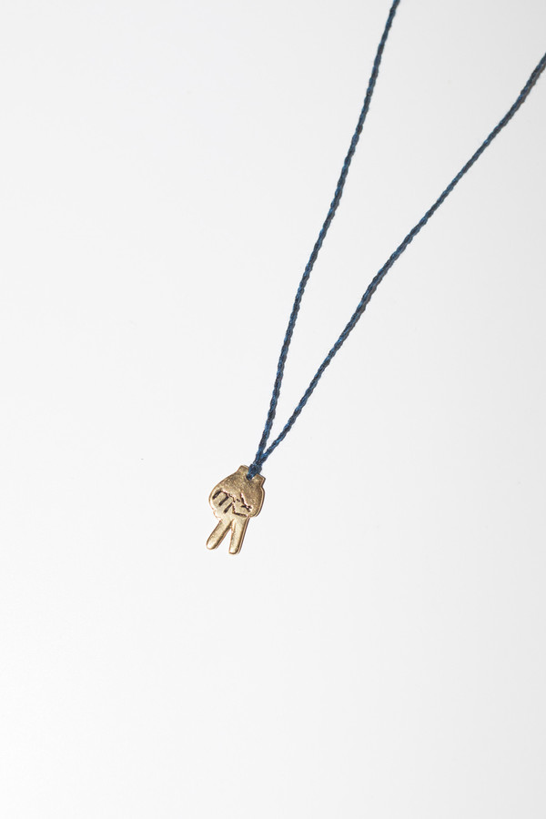 Cooperative de Creation Peace Necklace