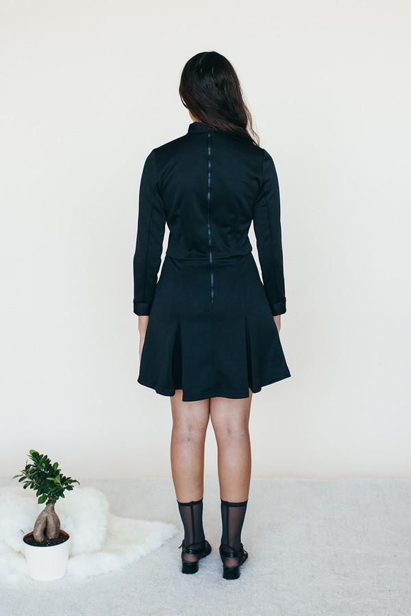 Booster Dress - Black
