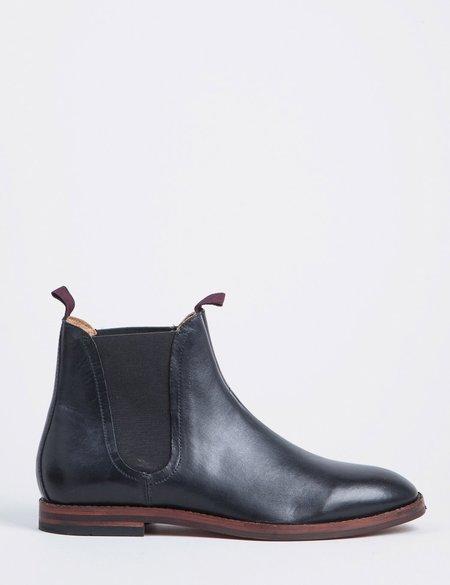 Hudson Tamper Chelsea Boot - Black