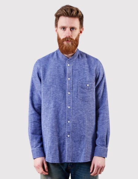 Human Scales Orvar Shirt - Blue
