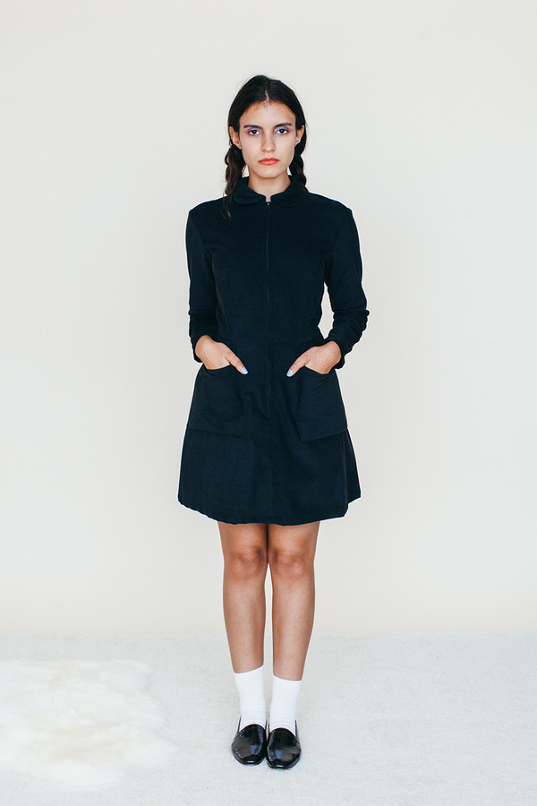 Leap Dress - Black
