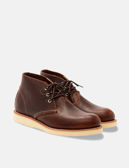 Red Wing Chukka Boots - Brown