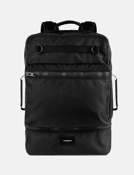 Sandqvist Algot Backpack - Black