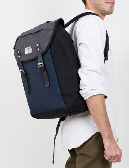 Sandqvist Hans Cordura Backpack - Navy Blue/Multi