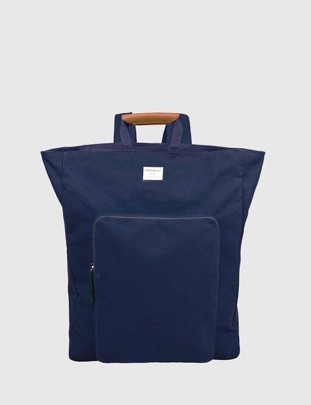Sandqvist Sasha Canvas Tote Bag - Blue