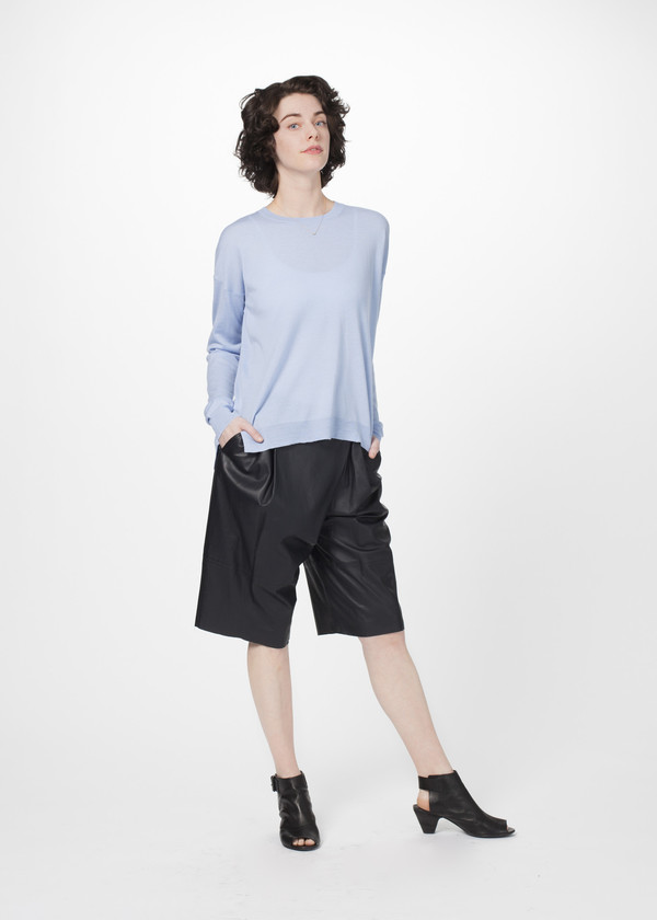 Organic by John Patrick Merino Pullover Sweater