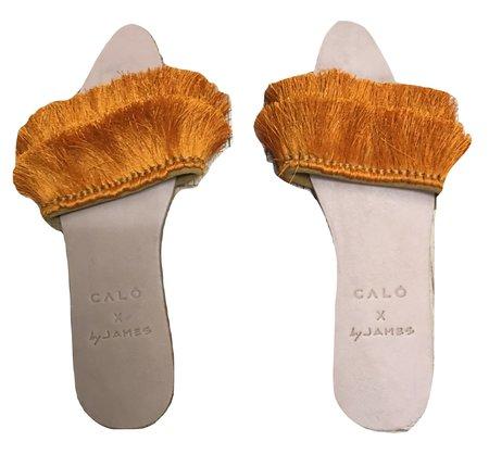 ByJames Tassel Sandals