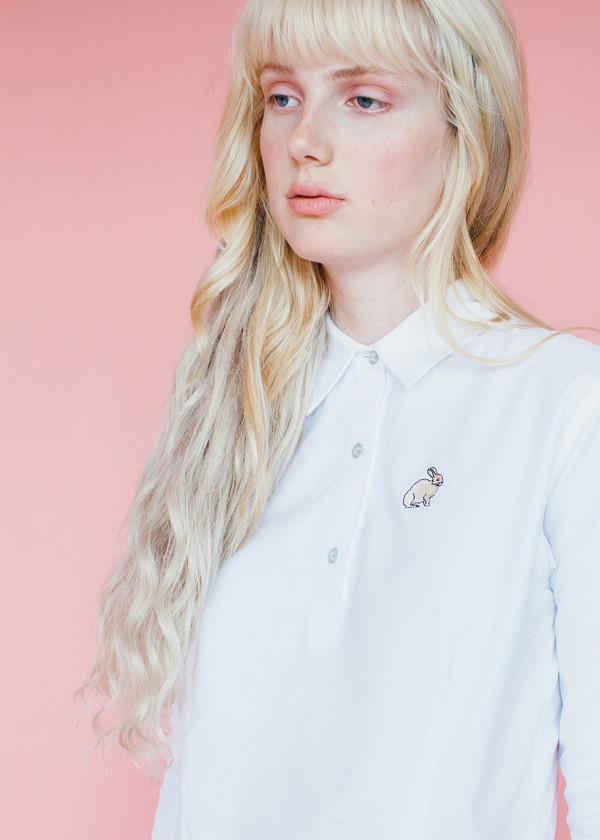 Samantha Pleet Alice Dress - White