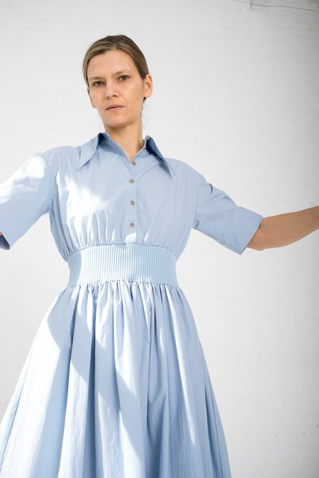 Samuji Dusty Dustine Dress - Light Blue