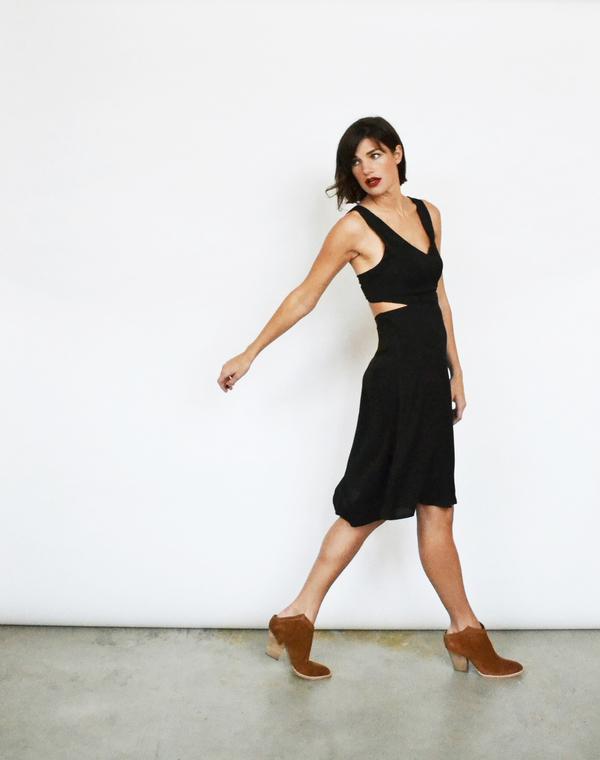 Lush Cutout Dress