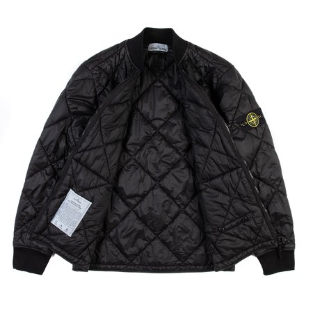 b5279ce3e90ee Stone Island Light Jacket - Black ...
