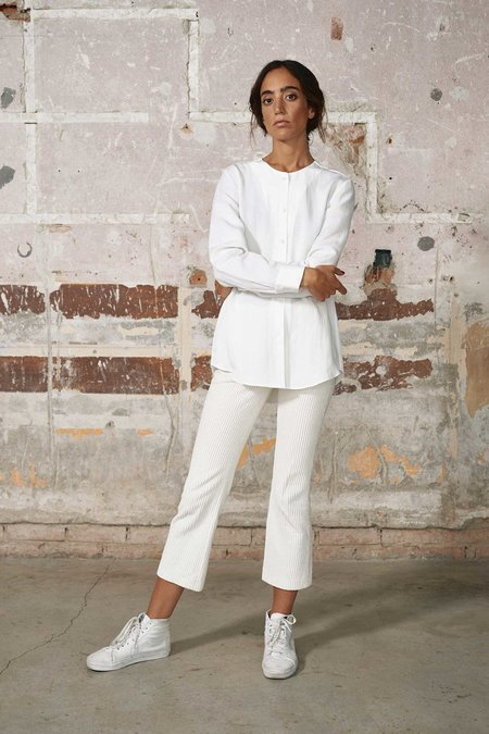 sunad corrubedo shirt - blanco