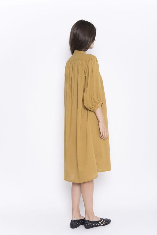 Namche Bazaar Handloomed Writing Dress