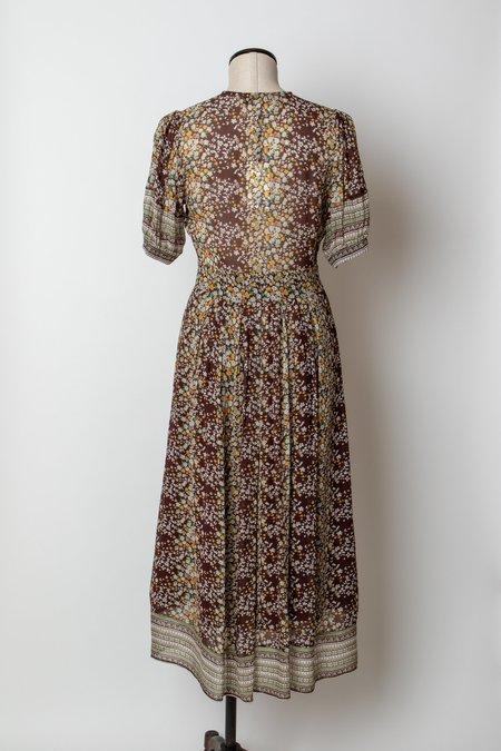 SEA Maya Midi Dress