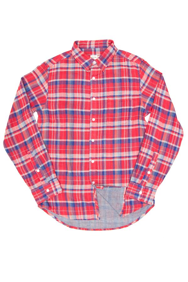Men's Bridge & Burn Depoe Plaid Shirt
