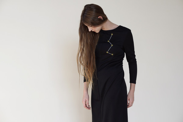Samantha Pleet Constellation Dress