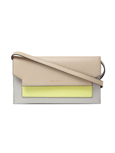 Marni MINI TRUNK WALLET/BAG