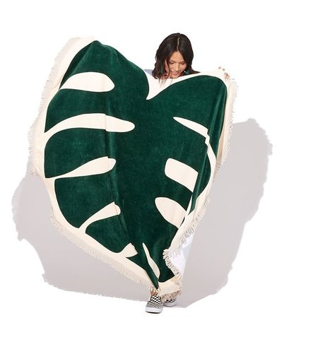 Bando Giant Monstera Towel